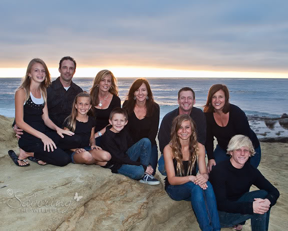 A Group Portrait Of All Her Kids And Grandkids