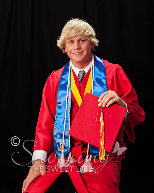 Congrats to the Class of 2012! High School Senior Cap and Gown ...