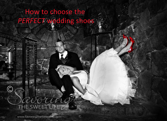 Tips for Selecting the PERFECT Wedding Shoes San Diego ...